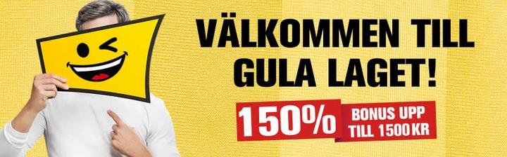 Interwetten med svensk licens och 150 % bonus
