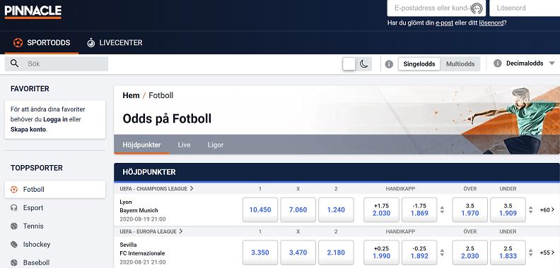 Nya spelbolag i Sverige 2021 för sportsbetting